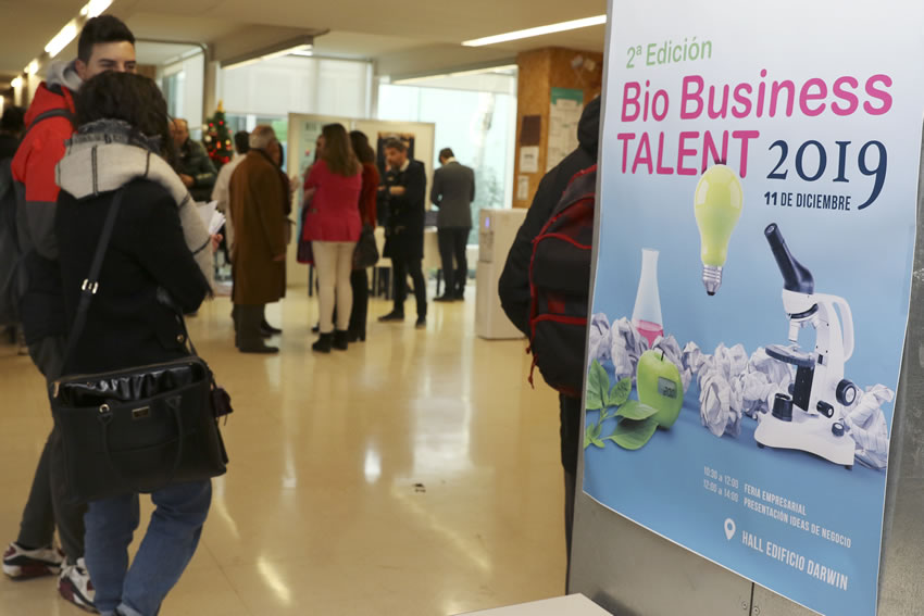 Talento emprendedor en la segunda 'Bio Business Talent'